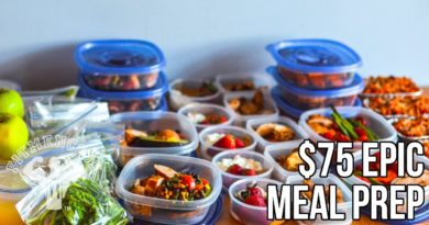 Lose Weight Market maxresdefault-390x205 FitMenCook $75 Epic Meal Prep: Bodybuilding Budget / Prep de Comida de $75