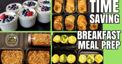 Lose Weight Market maxresdefault-5-390x205 4 Easy & Healthy Meal Prep Breakfasts