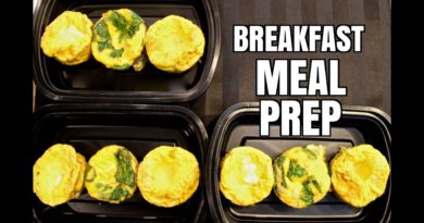 Lose Weight Market maxresdefault-12-390x205 How To Meal Prep - Ep. 5 - EGG MUFFINS