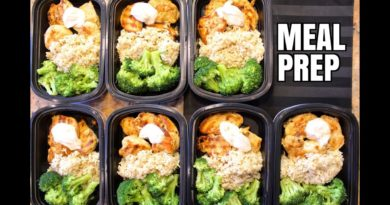 Lose Weight Market maxresdefault-5-390x205 How To Meal Prep - Ep. 1 - CHICKEN (7 Meals/$3.50 Each)