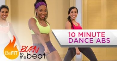 Lose Weight Market hqdefault-390x205 10 Minute Cardio Dance Abs Workout: Burn to the Beat- Keaira LaShae