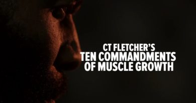 Lose Weight Market maxresdefault-2-390x205 CT Fletcher's 10 Commandments Of Muscle Growth - Bodybuilding.com