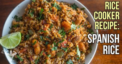 Lose Weight Market maxresdefault-390x205 Kitchen Hack! Chicken Spanish Rice in a Rice Cooker  /  Arroz con Pollo en Olla Arrocera