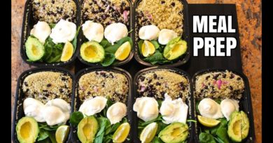 Lose Weight Market maxresdefault-5-390x205 How to Meal Prep - Ep. 3 - VEGETARIAN (7 Meals/$3.50 Each)