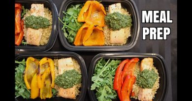 Lose Weight Market maxresdefault-3-390x205 How to Meal Prep - Ep. 4 - SALMON (4 Meals/$4.50 Each)
