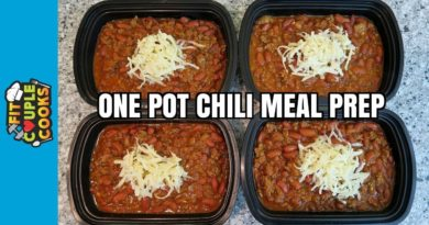 Lose Weight Market maxresdefault-4-390x205 How to Meal Prep - Ep. 60 - ONE POT CHILI ($3/Meal)