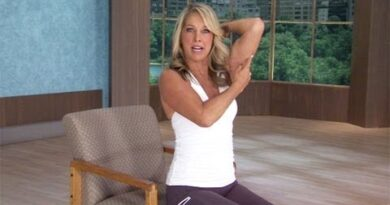Lose Weight Market hqdefault-2-390x205 Denise Austin: Total Body Toning- Office Workout