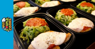 Lose Weight Market maxresdefault-390x205 How to Meal Prep - Ep. 15 - CHICKEN PARMESAN & ZOODLES