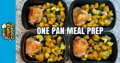 Lose Weight Market maxresdefault-14-390x205 How to Meal Prep - Ep. 63 -  ONE PAN ROAST CHICKEN AND SQUASH ($3/Meal)