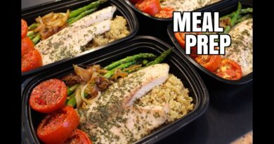 Lose Weight Market maxresdefault-29-390x205 How to Meal Prep - Ep. 14 - TILAPIA ($5/Meal)