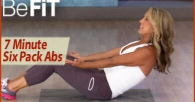 Lose Weight Market hqdefault-11-390x205 7 Min 6-Pack Abs Workout: Denise Austin- Abs, Waist & Core