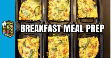 Lose Weight Market maxresdefault-45-390x205 How to Meal Prep - Ep. 35 - BREAKFAST FRITTATA