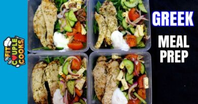 Lose Weight Market maxresdefault-63-390x205 How to Meal Prep - Ep. 26 - CHICKEN SOUVLAKI | CHICKEN MEAL PREP