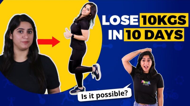 Lose Weight Market maxresdefault-72-800x445 How to lose weight fast? Lose 10 KG in 10 Days | By GunjanShouts