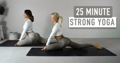 Lose Weight Market maxresdefault-74-390x205 Full Body Yoga for Strength & Flexibility   25 Minute At Home Mobility Routine
