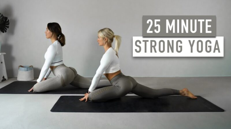 Lose Weight Market maxresdefault-74-800x445 Full Body Yoga for Strength & Flexibility   25 Minute At Home Mobility Routine