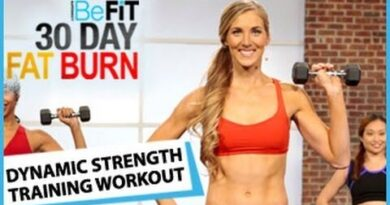 Lose Weight Market hqdefault-8-390x205 30 Day Fat Burn: Dynamic Strength Training Workout by BeFiT