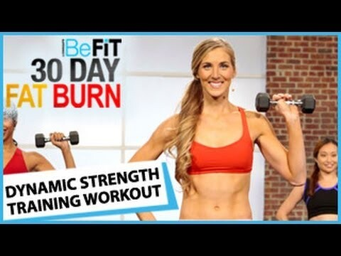 Lose Weight Market hqdefault-8 30 Day Fat Burn: Dynamic Strength Training Workout by BeFiT