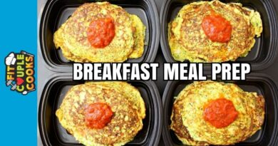 Lose Weight Market maxresdefault-11-390x205 How to Meal Prep - Ep. 40 - BREAKFAST ($3/Meal)