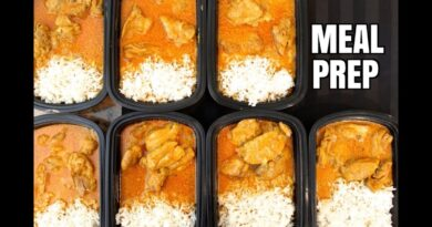 Lose Weight Market maxresdefault-17-390x205 How to Meal Prep - Ep. 8 - BUTTER CHICKEN