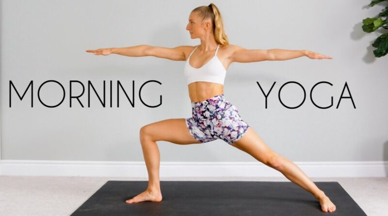 Lose Weight Market maxresdefault-20-800x445 20 min MORNING YOGA (Full Body Flow/Stretch for Beginners)