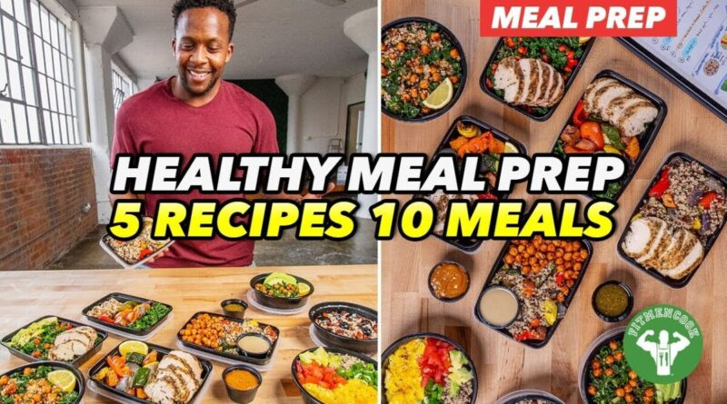 Lose Weight Market maxresdefault-21-800x445 Meal Prep - 5 Recipes And 10 Best Meals For Variety