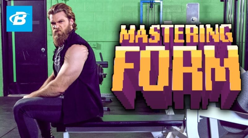 Lose Weight Market maxresdefault-23-800x445 Mastering Exercise Form | Buff Dudes: Journey for the Goblet of Gains