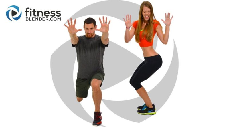 Lose Weight Market maxresdefault-3-800x445 Day 5 of the Workout Challenge for Busy People / HIIT + Butt and Thigh Workout