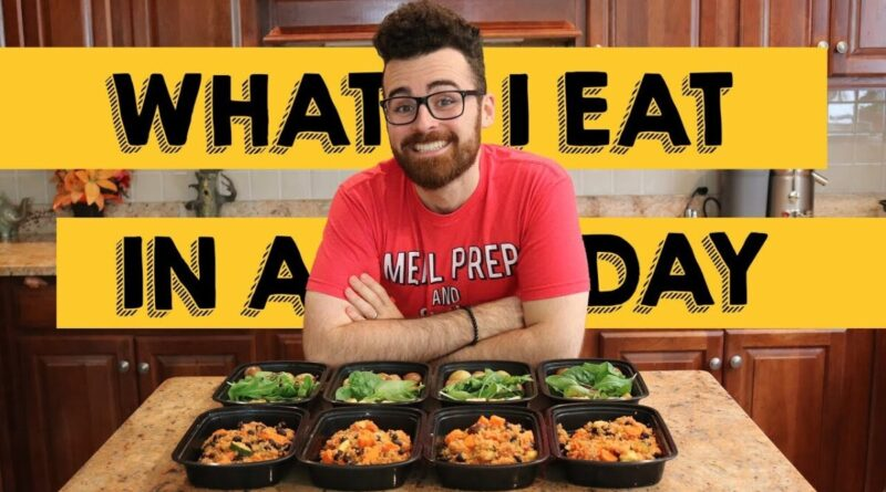 Lose Weight Market maxresdefault-40-800x445 What I Eat in a Day - Ep. 2 || Plant Based Meal Prep || Steph and Adam