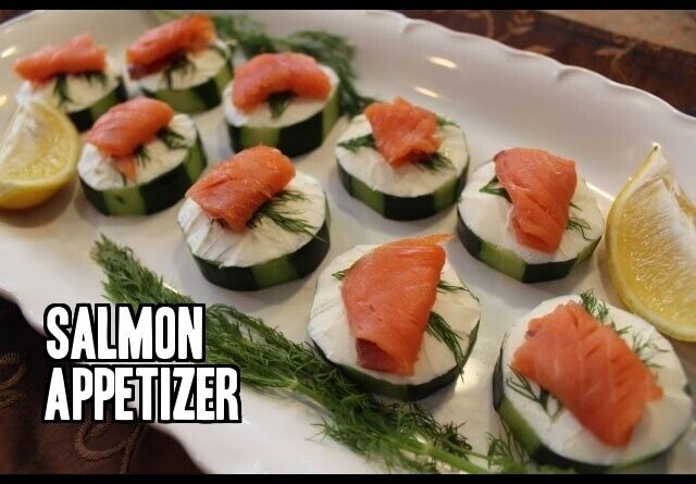 Lose Weight Market sddefault-6-640x445 Cucumber and Smoked Salmon Appetizer