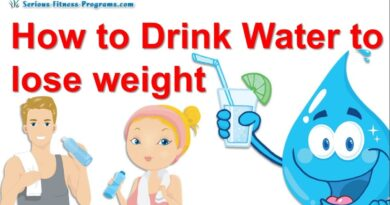 Lose Weight Market maxresdefault-15-390x205 Drinking Water To Lose Weight, The Water Diet !!!