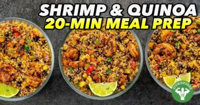 Lose Weight Market maxresdefault-25-390x205 Meal Prep - 20-minute Southwest Shrimp Quinoa Mix