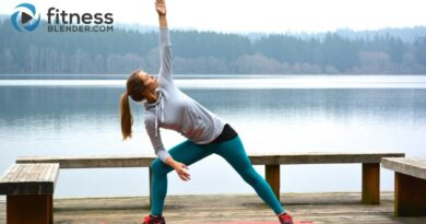 Lose Weight Market maxresdefault-28-390x205 Lake Yoga Workout - Fluid Yoga Stretches for Flexibility, Toning & Stress Relief - Cool Down Workout