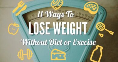 Lose Weight Market maxresdefault-38-390x205 11 Ways To Lose Weight Without Diet or Exercise
