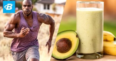 Lose Weight Market maxresdefault-47-390x205 HIIT Hill Sprints & Avocado Smoothie Recipe | Everyday Beast