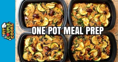 Lose Weight Market maxresdefault-27-390x205 How to Meal Prep - Ep. 55 - ONE POT 15 MINUTE MEAL PREP