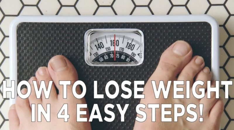 Lose Weight Market maxresdefault-28-800x445 How To Lose Weight in 4 Easy Steps!