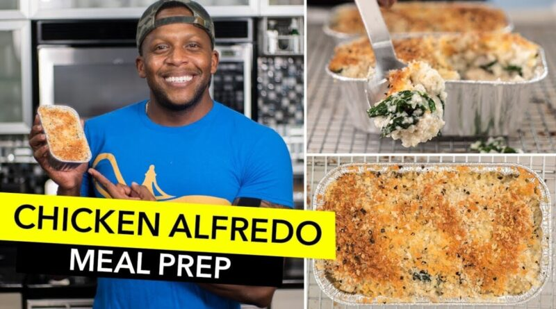 Lose Weight Market maxresdefault-52-800x445 MEAL PREP: Low-Carb Chicken Alfredo Bake Recipe / Pollo Alfredo al Horno Bajo en Carbohidratos