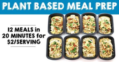 Lose Weight Market maxresdefault-56-390x205 Mediterranean Curry Meal Prep ($2/Meal) || Steph and Adam