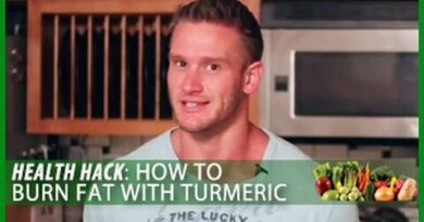 Lose Weight Market hqdefault-1-390x205 How To Lose Fat with Turmeric, The Wonder Spice: Health Hack- Thomas DeLauer
