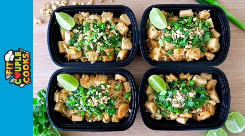 Lose Weight Market maxresdefault-3-800x445 How to Meal Prep - Ep. 46 - PAD THAI (ONE POT MEAL)