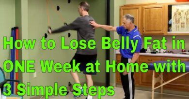 Lose Weight Market maxresdefault-41-390x205 How to Lose Belly Fat in ONE Week at Home with 3 Simple Steps