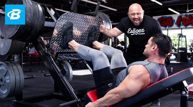 Lose Weight Market maxresdefault-107-800x445 FST-7 Quads Workout with 4x Physique Olympia Jeremy Buendia & Hany Rambod | FST-7: Big and Ripped