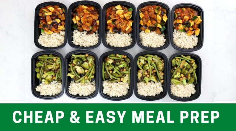 Lose Weight Market maxresdefault-109-800x445 15 Meals in 60 Minutes - Easy Plant Based Meal Prep