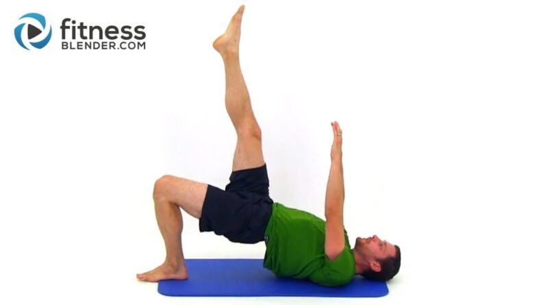 Lose Weight Market maxresdefault-115-800x445 Pilates for Lean Legs & Toned Core - 33 Minute Pilates Workout Video by FitnessBlender.com