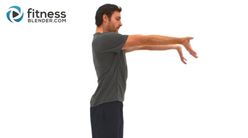 Lose Weight Market maxresdefault-87-800x445 Upper Body Active Stretch Workout - Arms, Shoulder, Chest, and Back Stretching Exercises