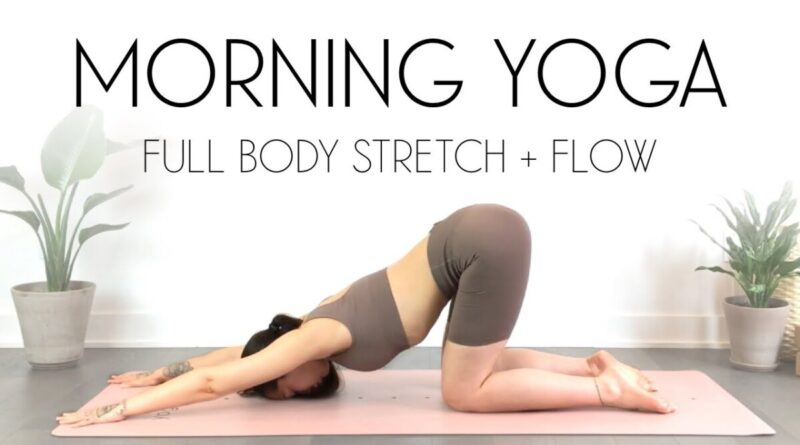 Lose Weight Market maxresdefault_live-1-800x445 LIVE Yoga Class - 20 Min Morning Yoga Full Body Stretch & Flow