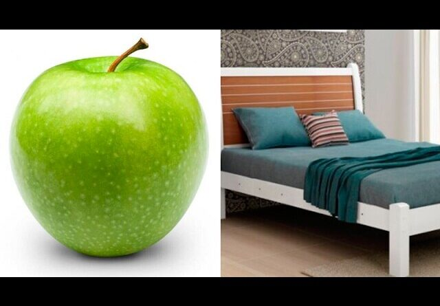 Lose Weight Market sddefault-26-640x445 This is not a joke, put a green apple under the bed, it's amazing what you can do