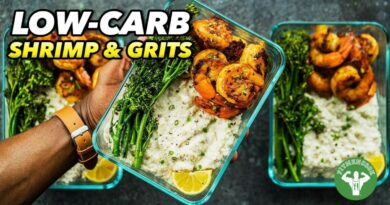 Lose Weight Market maxresdefault-47-390x205 Low-Carb Shrimp & Grits Recipe - Soul Food Meal Prep