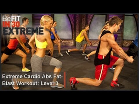 Lose Weight Market hqdefault-8 Extreme Cardio Abs Fat Blast Workout | Level 3- BeFit in 30 Extreme